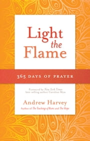 Light the Flame - 365 Days of Prayer ebook by Andrew Harvey