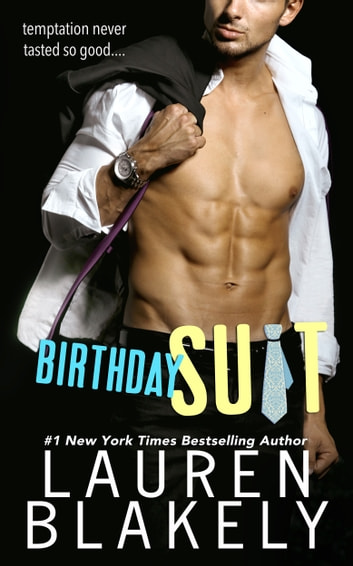 Birthday Suit ebook by Lauren Blakely