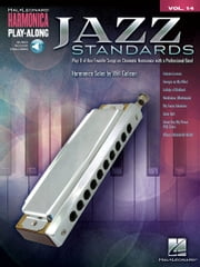 Jazz Standards - Harmonica Play-Along Volume 14 (Chromatic Harmonica) ebook by Hal Leonard Corp.