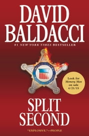 Split Second ebook by David Baldacci