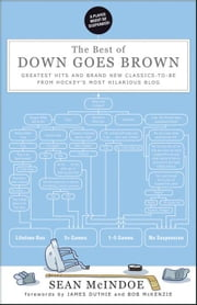 The Best of Down Goes Brown: Greatest Hits and Brand New Classics-to-Be from Hockey's Most Hilarious Blog ebook by McIndoe, Sean