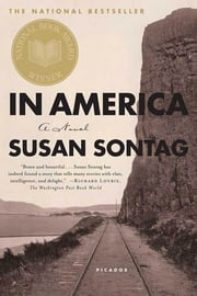 In America - A Novel ebook by Susan Sontag