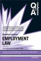 Law Express Question and Answer: Employment Law ebook by Dr Charanjit Singh,Dr Jessica Guth