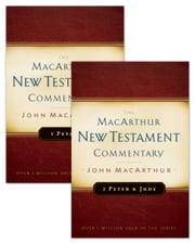 1 & 2 Peter and Jude MacArthur New Testament Commentary Set ebook by John F. MacArthur Jr.