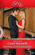 The Price Of His Redemption ebook by Carol Marinelli