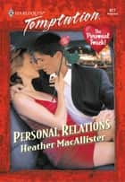 PERSONAL RELATIONS ebook by