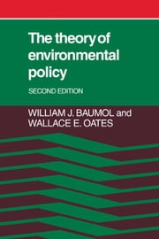 The Theory of Environmental Policy ebook by Baumol, William J.