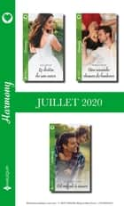Pack mensuel Harmony : 3 romans (Juillet 2020) ebook by Collectif