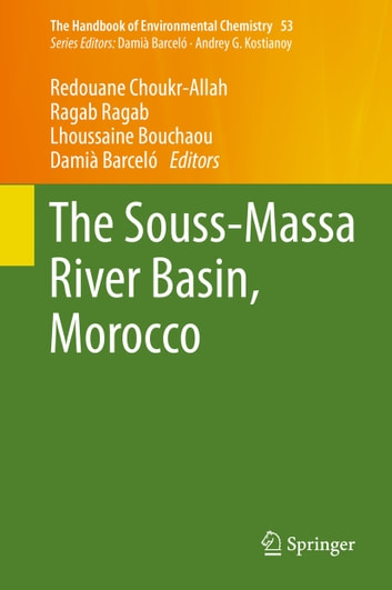 The Souss‐Massa River Basin, Morocco ebook by