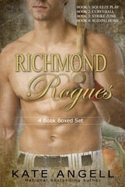 Richmond Rogues 4-Book Boxed Set ebook by Kate Angell
