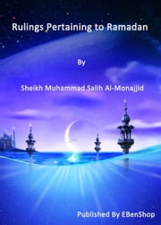 Rulings Pertaining to Ramadan ebook by S. Muhammad Salih Al-Monajjid