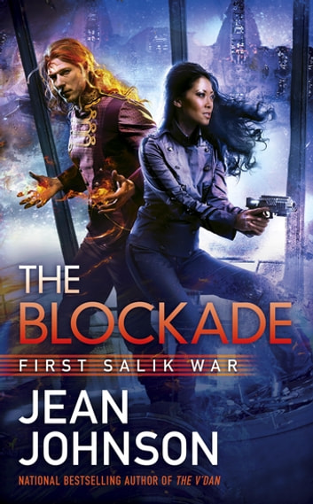 The Blockade ebook by Jean Johnson