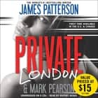 Private London audiobook by James Patterson, Mark Pearson