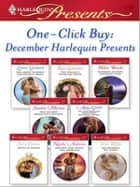 One-Click Buy: December Harlequin Presents - An Anthology ebook by Lynne Graham, Kim Lawrence, Helen Brooks,...