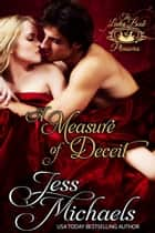 A Measure of Deceit ebook by Jess Michaels