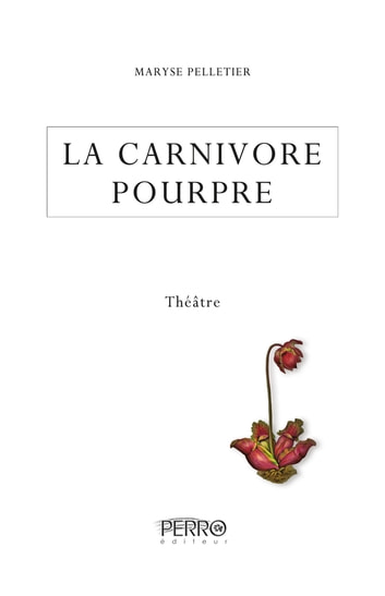La carnivore pourpre ebook by Maryse Pelletier