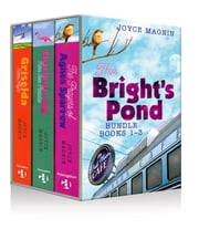 The Brights Pond Bundle, Prayers of Agnes Sparrow, Charlotte Figg Takes Over & Griselda Takes Flight - eBook [ePub] - Books 1 - 3 of The Brights Pond Series ebook by Joyce Magnin