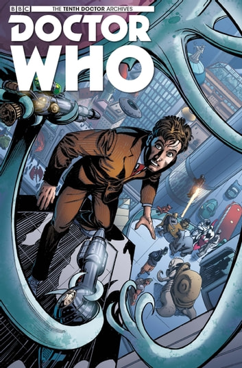 Doctor Who: The Tenth Doctor Archives #17 ebook by Rich Johnston,Eric J,Kris Carter