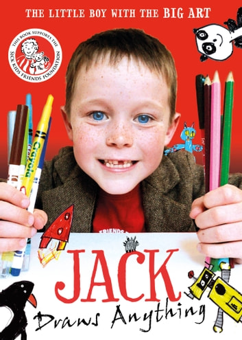 Jack Draws Anything eBook by Jack Henderson
