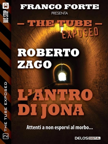 L'antro di Jona ebook by Roberto Zago
