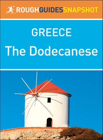 The Dodecanese (Rough Guides Snapshot Greece) ebook by Rough Guides
