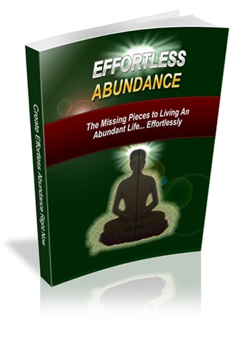 Effortless Abundance ebook by UNKNOWN