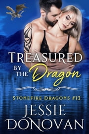 Treasured by the Dragon ebook by Jessie Donovan