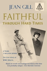 Faithful through Hard Times ebook by Jean Gill