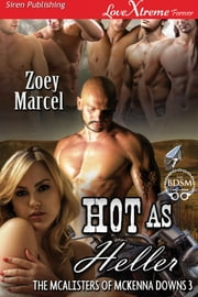 Hot as Heller ebook by Zoey Marcel