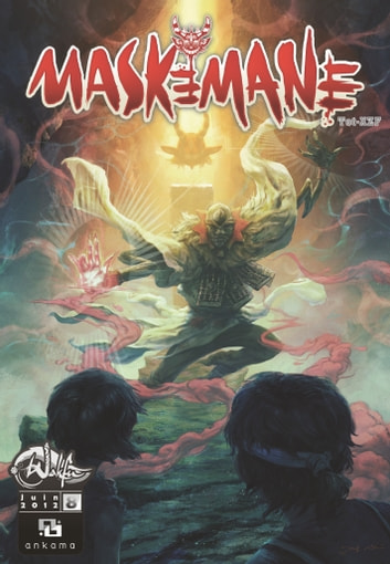 Maskemane - Tome 8 ebook by Tot,XZF