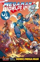 Mega Man: Worlds Unite Battles #1 ebook by Ian Flynn, Howard Mackie, T. Rex,...