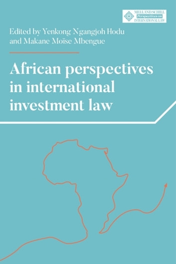 African perspectives in international investment law ebook by