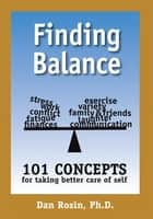Finding Balance ebook by Daniel Rosin, PhD