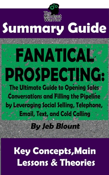 fanatical prospecting the ultimate guide to opening sales rh kobo com X-Men the Ultimate Guide The Ultimate Guide Bramblecalw