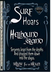 Surf Hoars ebook by Willow Fae von Wicken