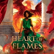 Heart of Flames audiobook by Nicki Pau Preto