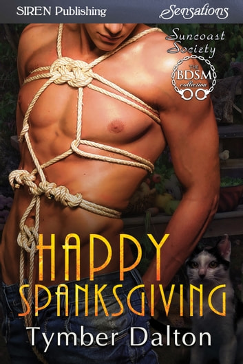 Happy Spanksgiving ebook by Tymber Dalton