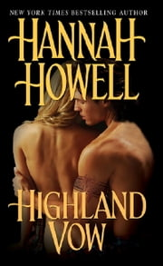 Highland Vow ebook by Hannah Howell