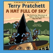 A Hat Full of Sky audiobook by Terry Pratchett