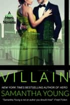 Villain eBook by Samantha Young