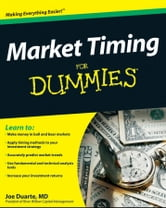 Market Timing For Dummies ebook by Joe Duarte
