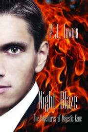 Night Blaze ebook by PJ Lawton