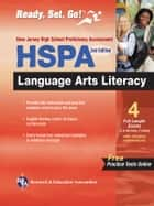 New Jersey HSPA Language Arts Literacy with Online Practice Tests ebook by The Editors of REA, Dana Passananti