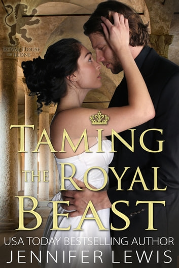 Taming the Royal Beast ebook by Jennifer Lewis