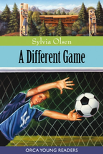 A Different Game ebook by Sylvia Olsen