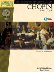 Chopin - Preludes (Songbook) ebook by Frederic Chopin,Brian Ganz