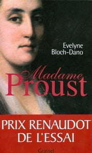 Madame Proust ebook by Evelyne Bloch-Dano