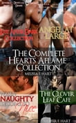 The Complete Hearts Aflame Collection: 12-Book Bundle (4 Trilogies)