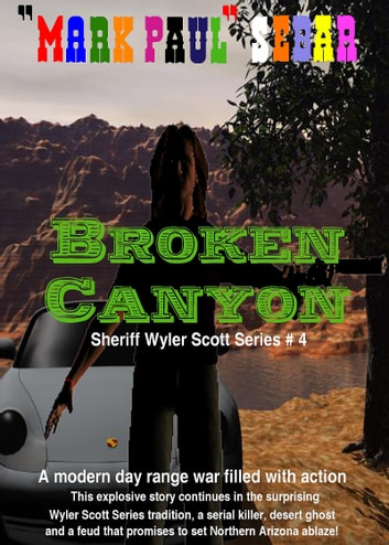 "Broken Canyon ebook by ""Mark Paul"" Sebar"