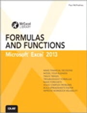 Excel 2013 Formulas and Functions ebook by Paul McFedries